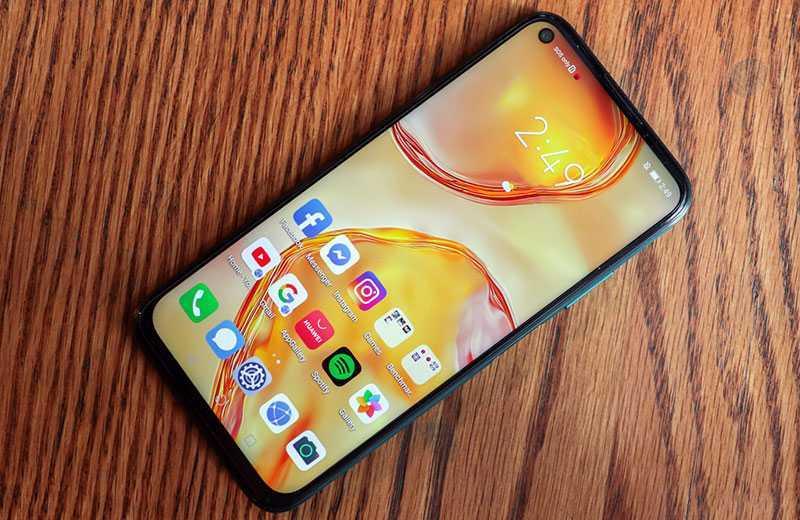 Обзор Huawei Nova 7i: смартфон среднего класса — Отзывы TehnObzor