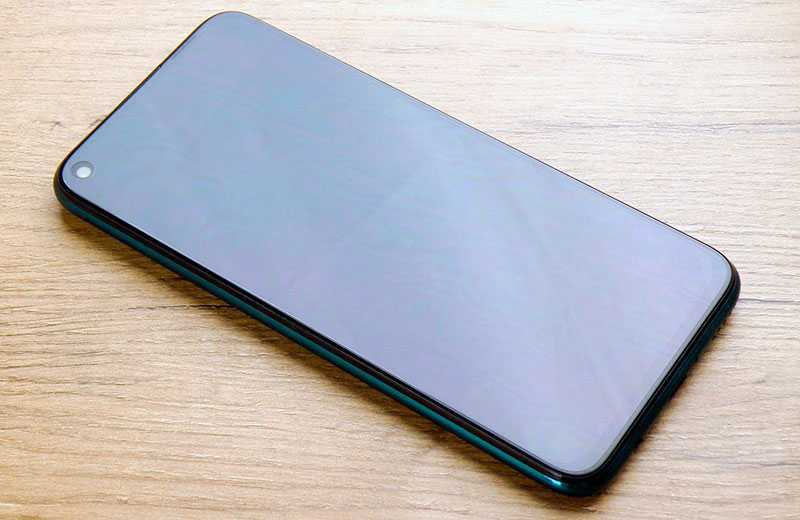 Huawei P40 Lite экран