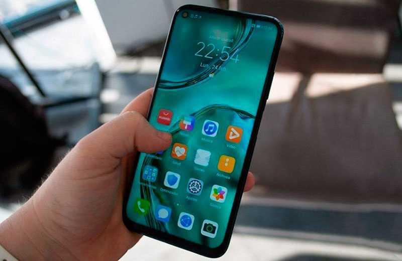 Huawei P40 Lite ПО