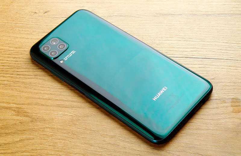 Huawei P40 Lite на практике