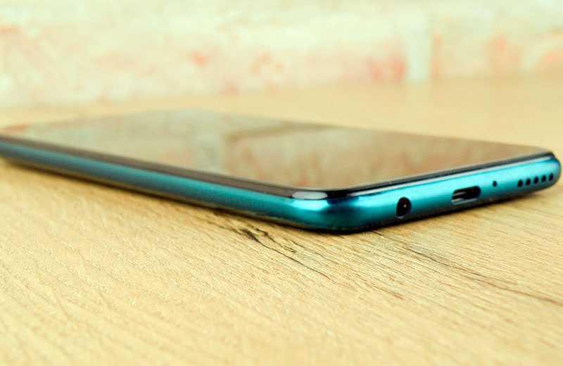 Huawei P40 Lite разъёмы