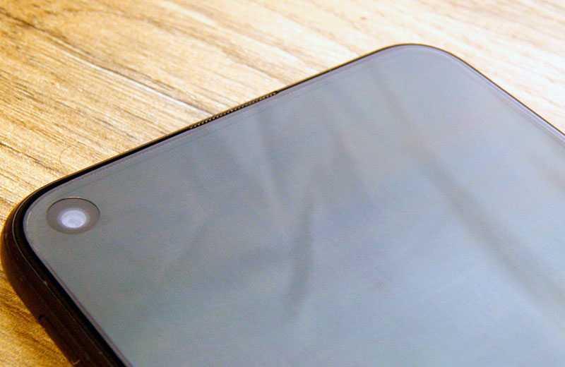 Huawei P40 Lite E дисплей