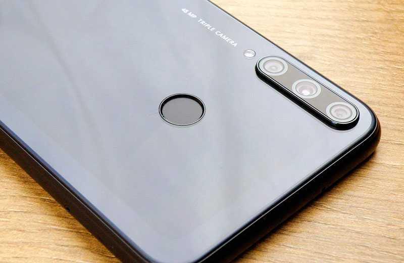 Камеры Huawei P40 Lite E
