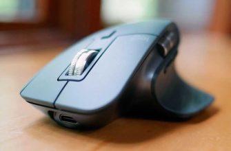 Обзор Logitech MX Master 3: офисная мышь — Отзывы TehnObzor