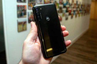 ор смартфон Motorola G8 Power с большим аккумулятором — Отзывы TehnObzor