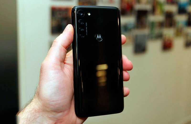 Камера Motorola G8 Power