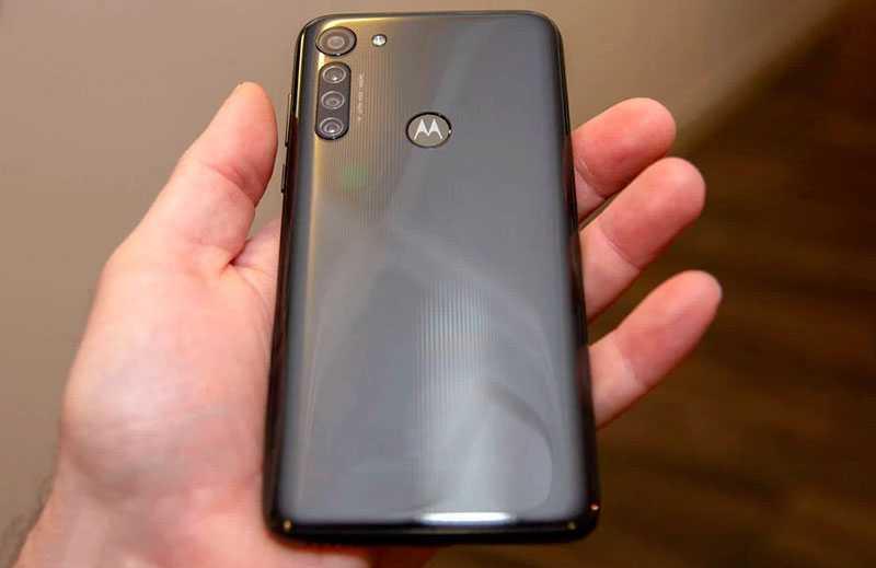 Motorola G8 Power производительность