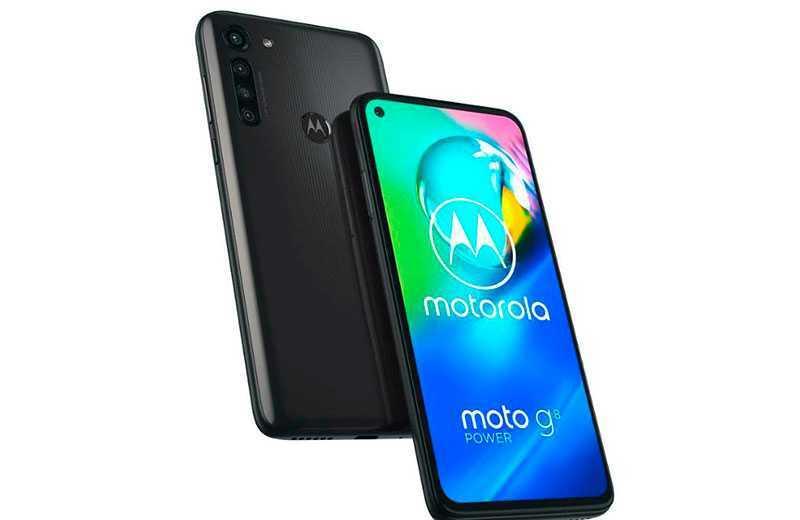 Motorola Moto G8 Power – телефон с большой батареей