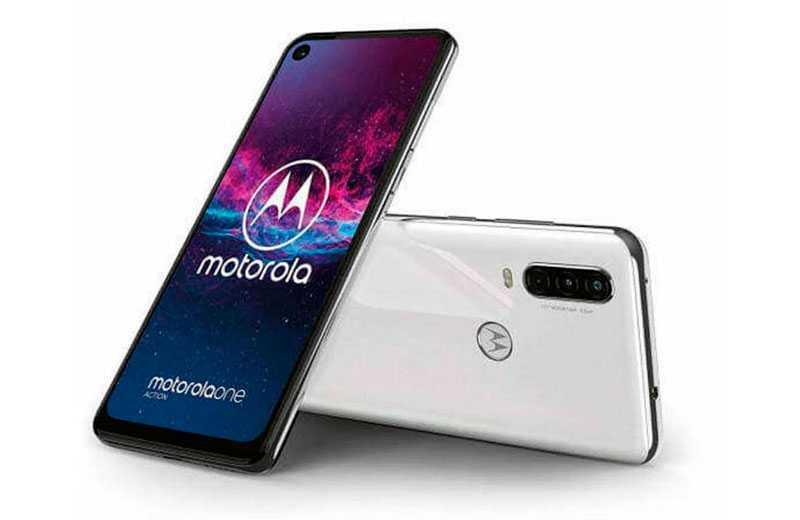 Motorola One Action — непросто красивый смартфон
