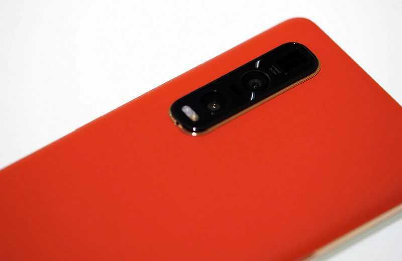Камера Oppo Find X2 Pro
