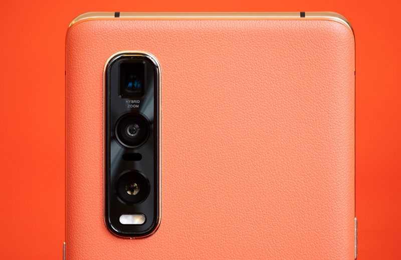 Камеры Oppo Find X2 Pro