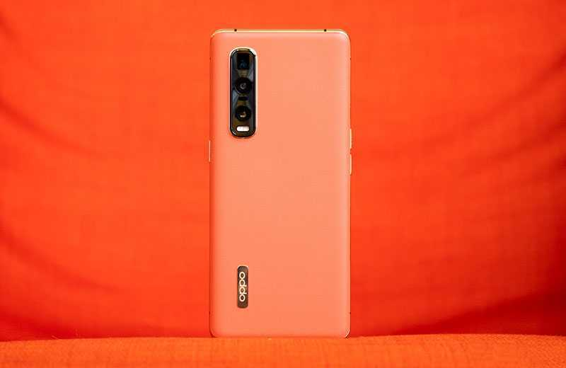 Oppo Find X2 Pro съёмка