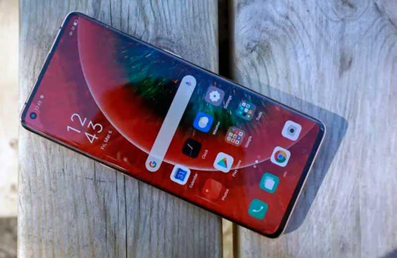 Смартфон Oppo Find X2 Pro