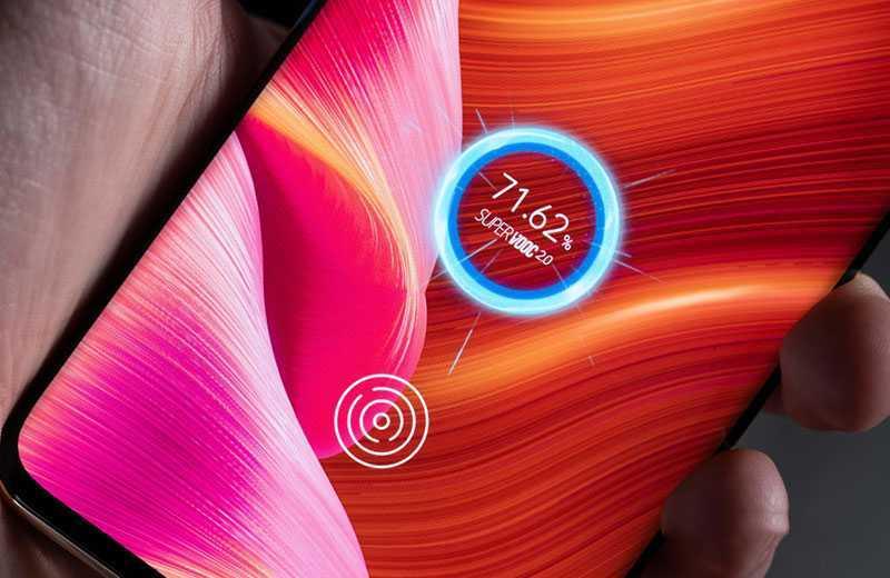 Oppo Find X2 Pro быстрая зарядка