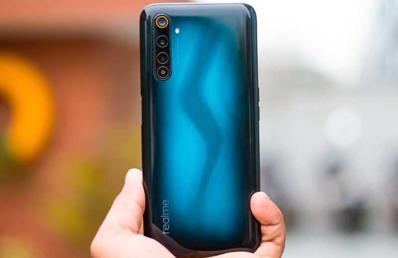 Телефон Realme 6 Pro