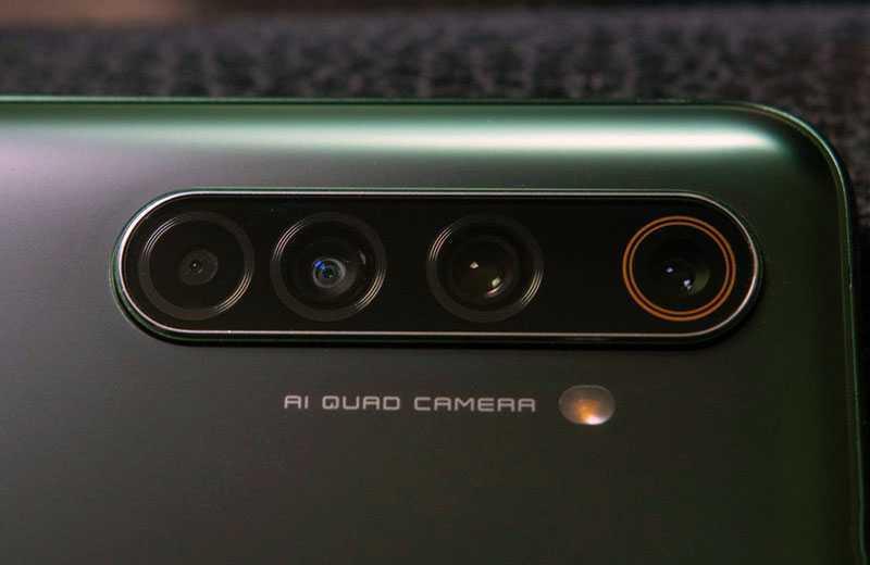Realme X50 Pro камера