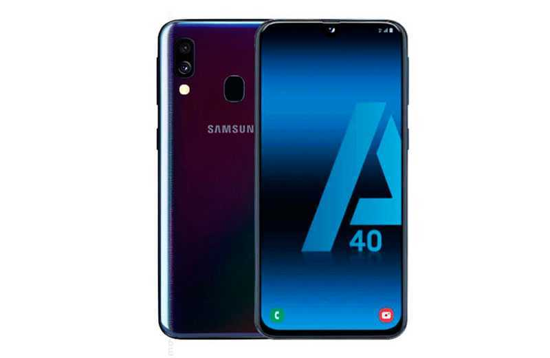 Samsung Galaxy A40 – бюджетник с AMOLED экраном