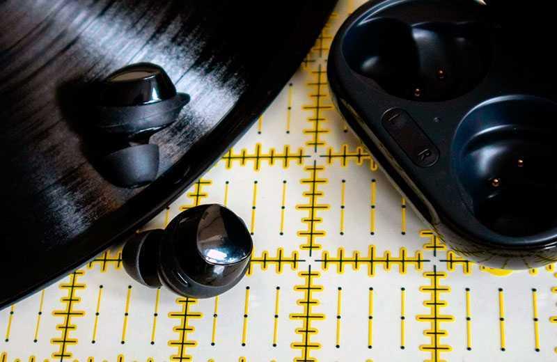 Samsung Galaxy Buds Plus звук