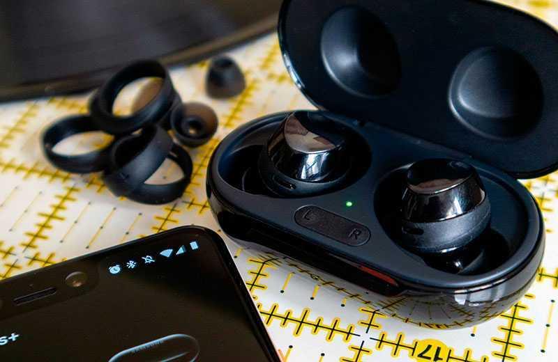 Samsung Galaxy Buds Plus обзор