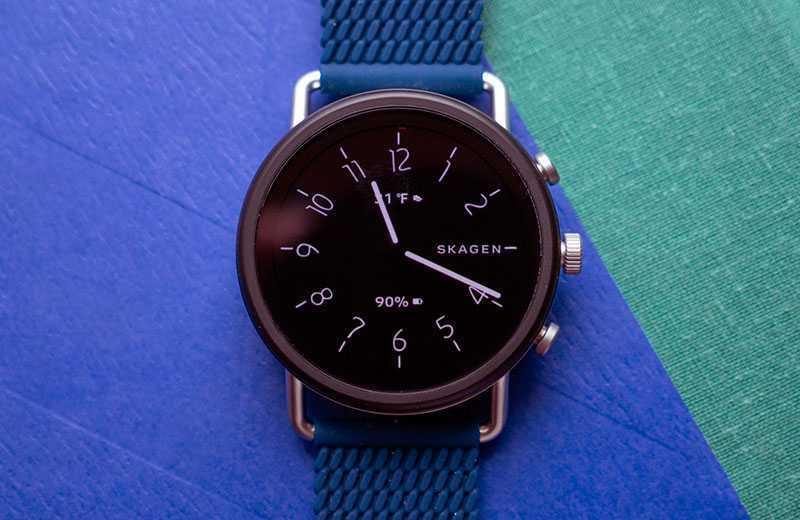 Умные часы Skagen Falster 3