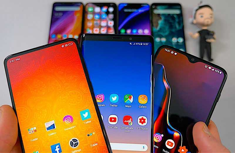 Какие особенности должен иметь лучший телефон 2020 года?