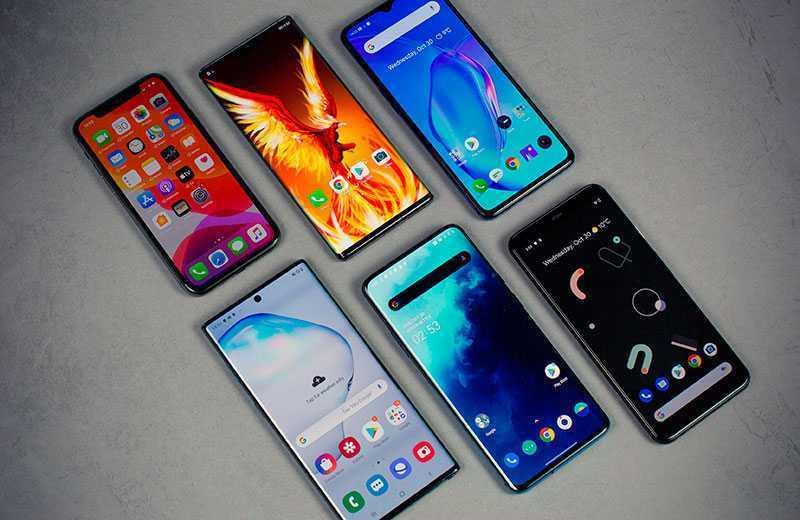 ТОП 10 лучших смартфонов 2020 года — Рейтинг TehnObzor