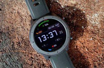 Обзор Amazfit GTR Lite: смарт-часы для экономных — Отзывы TehnObzor