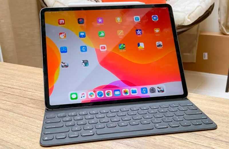 Apple iPad Pro 2020 как ноутбук
