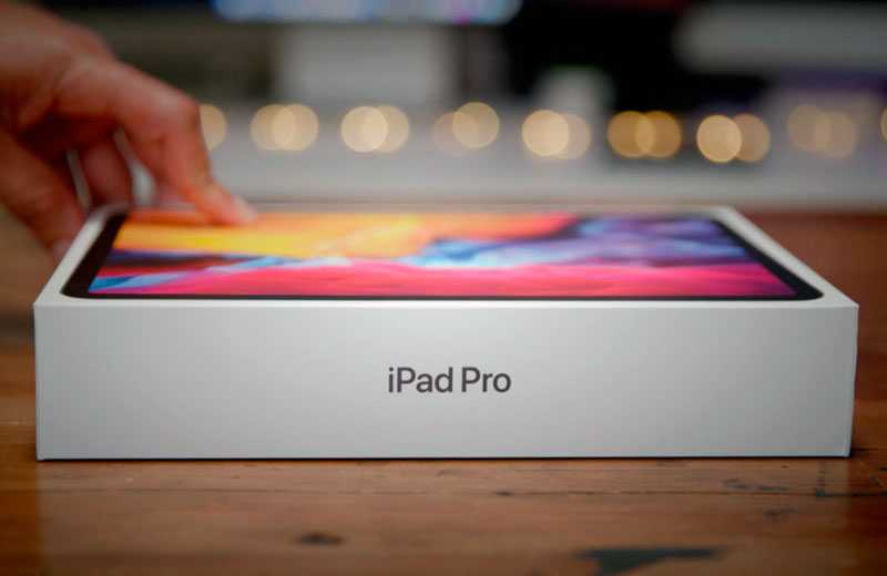Apple iPad Pro 2020 отзывы