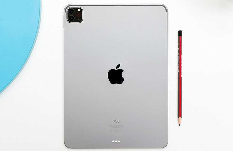 Сравнение iPad Pro 2020 с iPad и iPad Air
