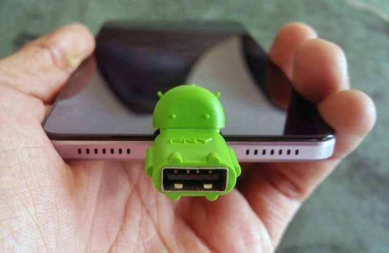 Что такое USB OTG? Для чего нужен и какие устройства можно подключить?