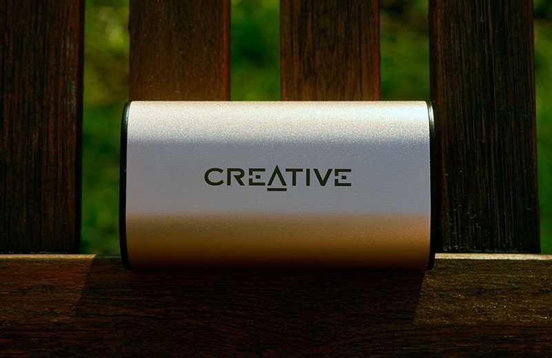 Обзор Creative Outlier Gold