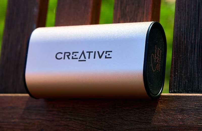 Тест Creative Outlier Gold