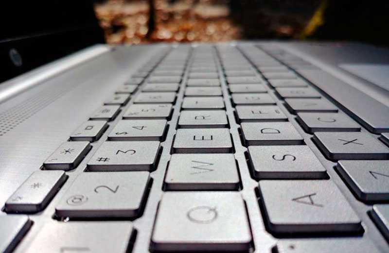 Клавиатура HP 15s