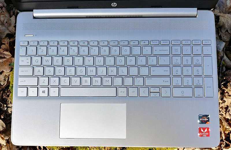 Ноутбук HP 15s