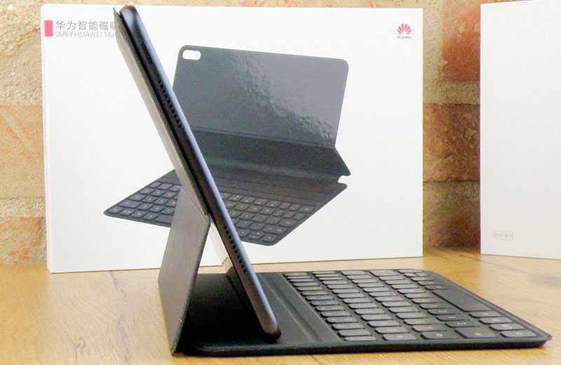 Huawei MatePad Pro конструкция