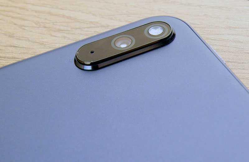 Huawei MatePad Pro камера