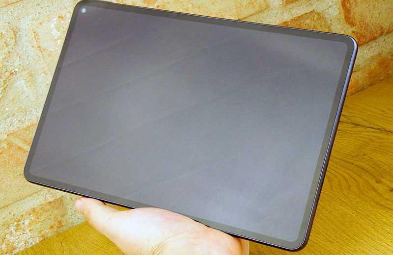 Huawei MatePad Pro автономность
