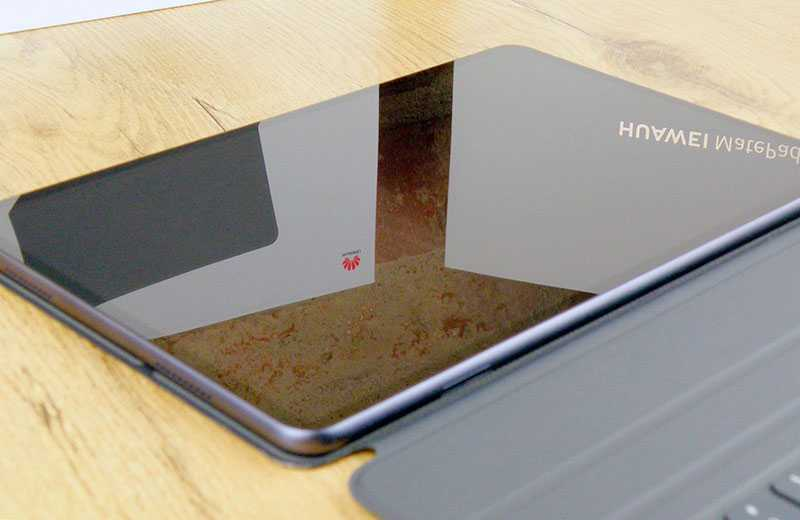 Huawei MatePad Pro на практике