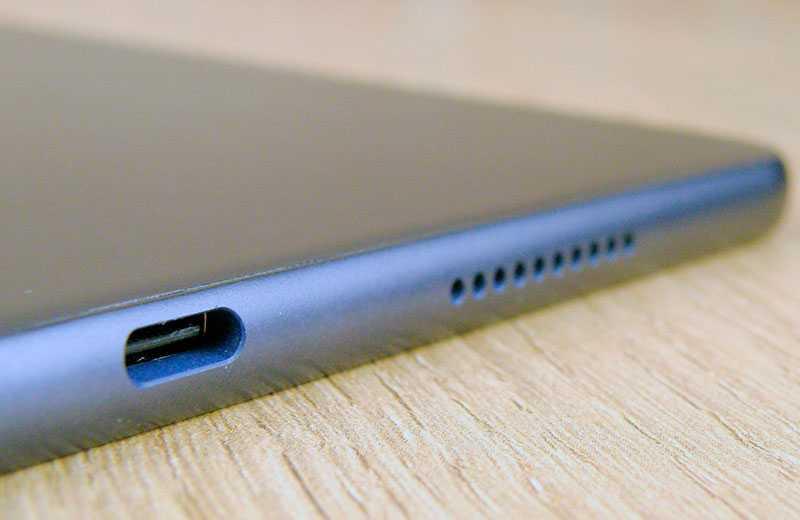 Huawei MatePad Pro разъём зарядки