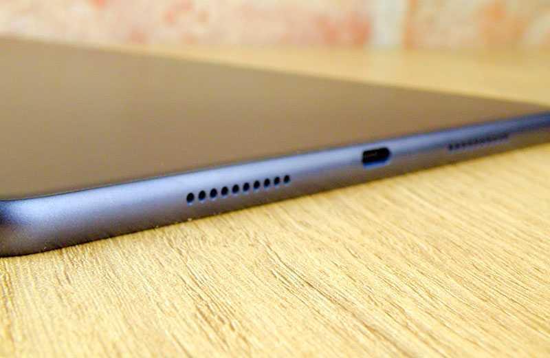 Huawei MatePad Pro дизайн