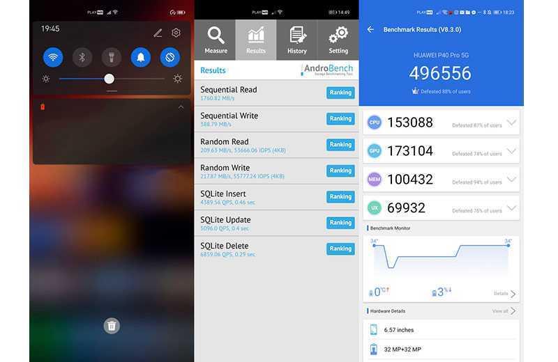 Тест Huawei P40 Pro