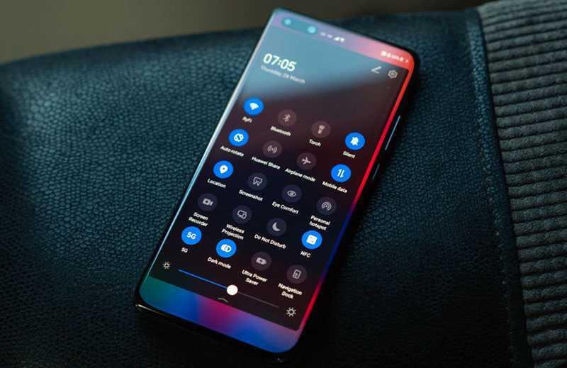 Huawei P40 Pro связь