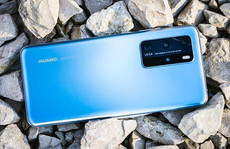 Huawei P40 Pro на практике