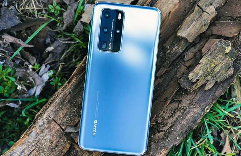 Huawei P40 Pro автономность