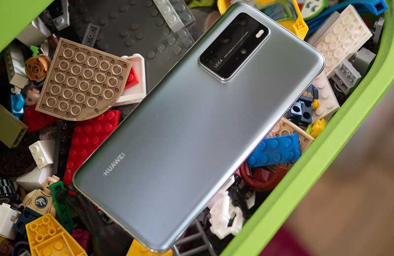 Смартфон Huawei P40 Pro
