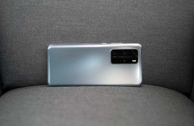 Huawei P40 Pro дизайн