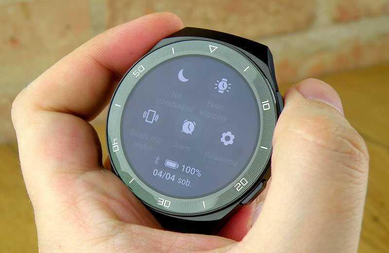 Huawei Watch GT 2e тест