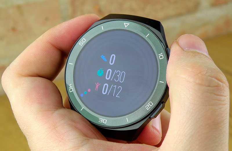 Huawei Watch GT 2e обзор