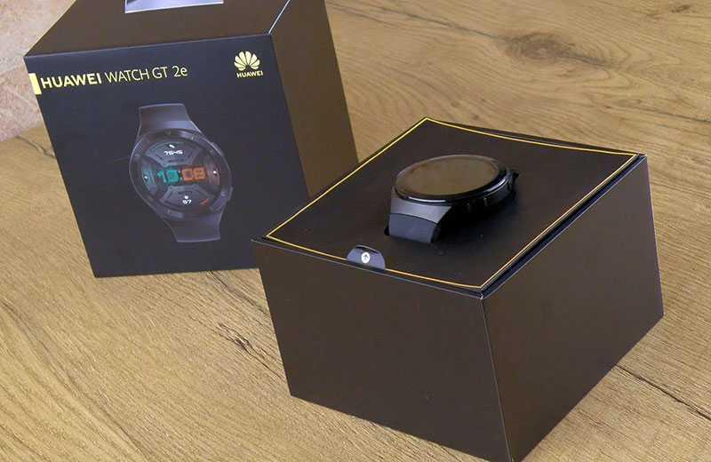Huawei Watch GT 2e отзывы
